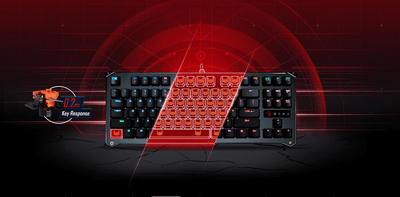 Bloody Gaming launches B930 Light Strike gaming keyboard in PH