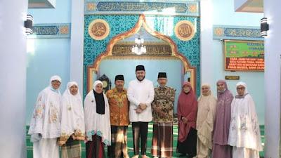 Wako Apresiasi, Majelis Taklim Masjid Nurul Amri akan Dirikan Koperasi Syariah