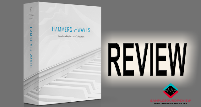 hammers plus waves modern keyboard collection skybox audio reviews