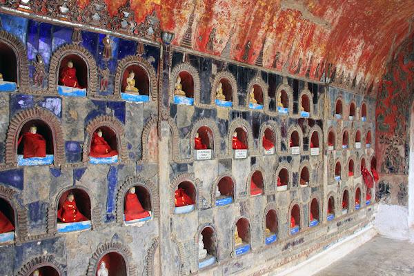 Monasterio Shwe Yaunghwe Kyaung (Shwe Yan Pyay)