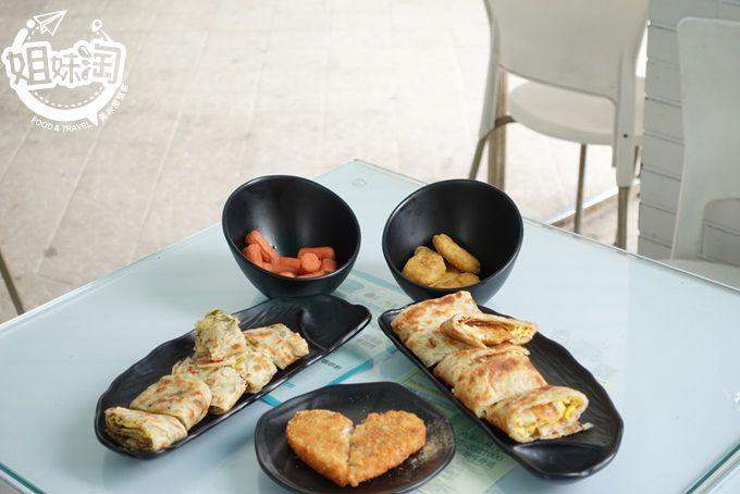 高雄早午餐推薦,早安山丘,高雄早餐,三民區早餐推薦