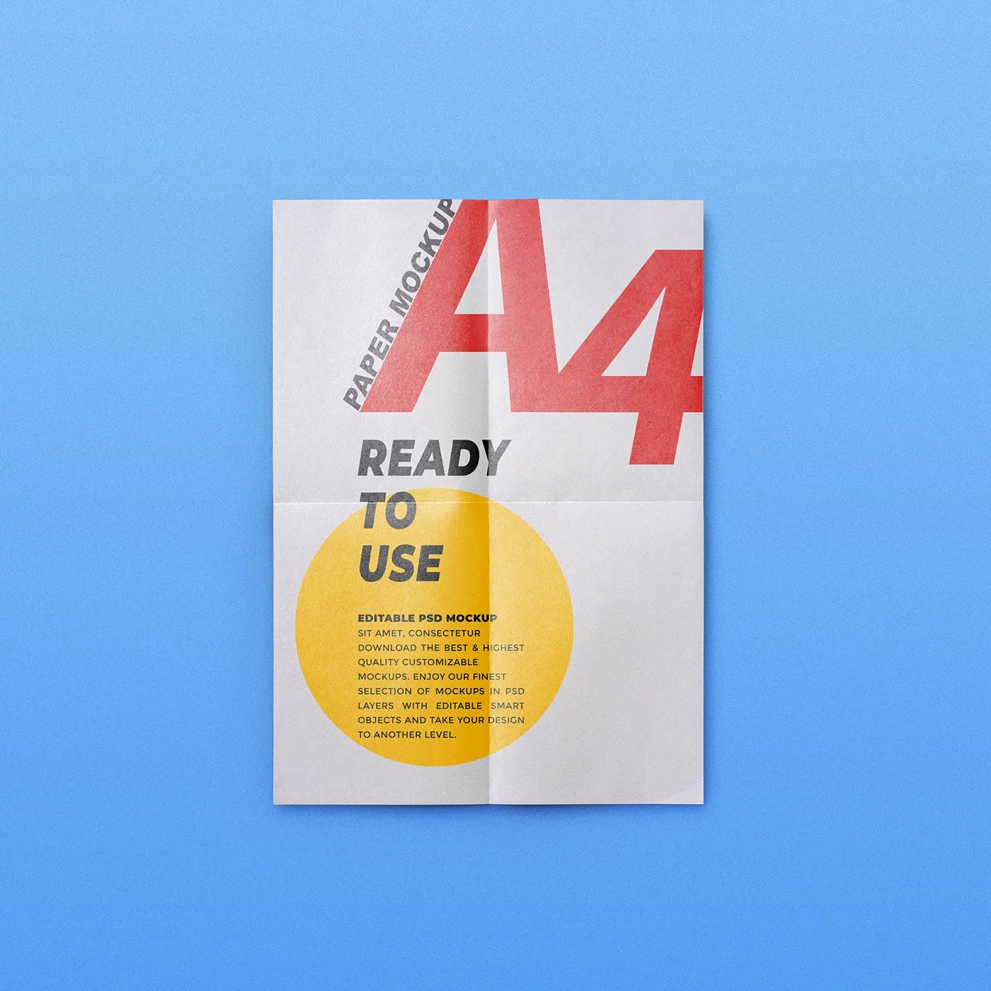 A-4-size-paper-mockps
