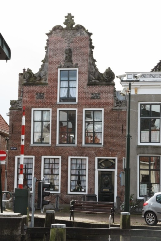 Makkum am IJsselmeer