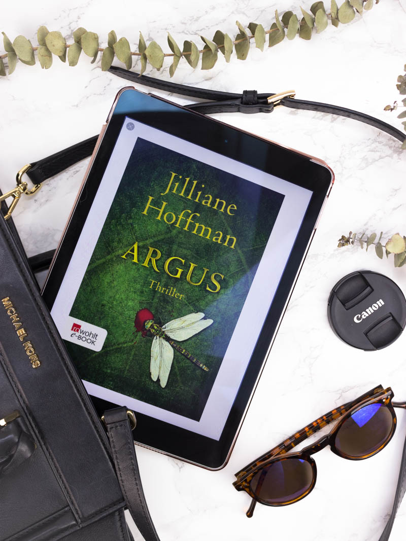 Rezension Jilliane Hoffman Argus Buch Book Review
