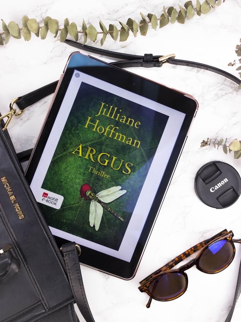Rezension Jilliane Hoffman Argus Buch Book Review