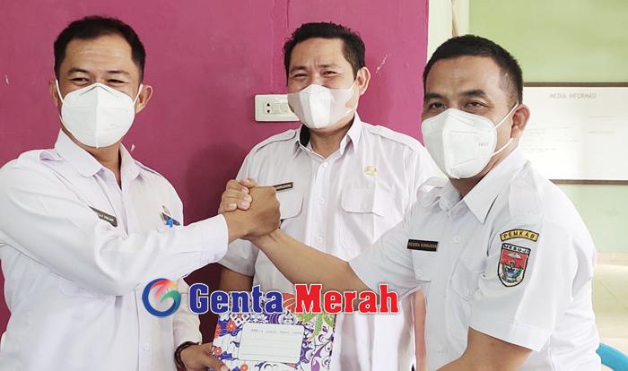 Hendra Kurniawan Jabat Kabid PIKP Diskominfo Mesuji Gantikan  Belly Oscar