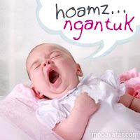 Bayi Ngantuk