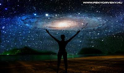 Vágyaid már léteznek az univerzumban
