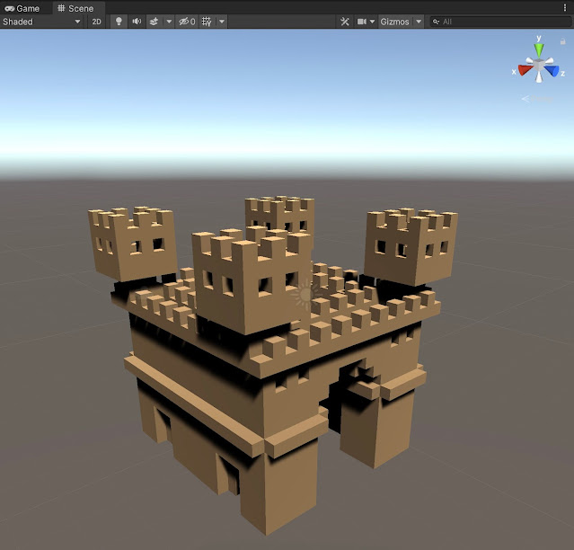 How to Export voxel art from MagicaVoxel to Unity