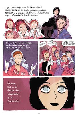 Le don de Rachel: une héroïne aux yeux bleus et clairvoyants