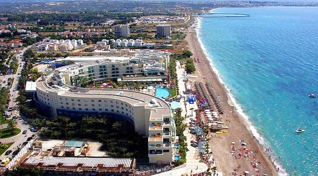 Casino Loutraki, Greece One of the largest in Loutraki