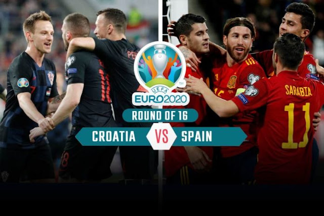 Croatia vs Spain Live EURO CUP 2021: team news, lineups, prediction, TV