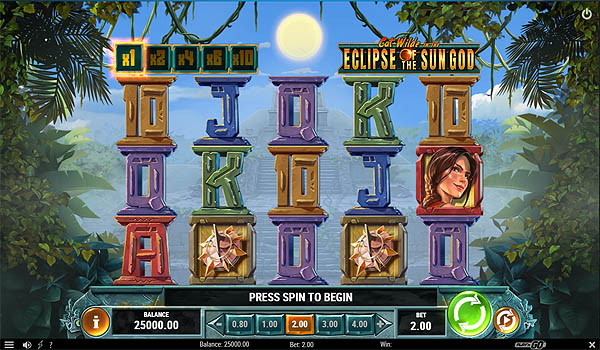 Main Gratis Slot Indonesia - Cat Wilde in the Eclipse of the Sun God Play N GO