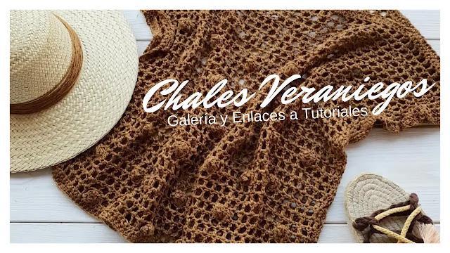 Chales Veraniegos | Galería y Enlaces a Tutoriales
