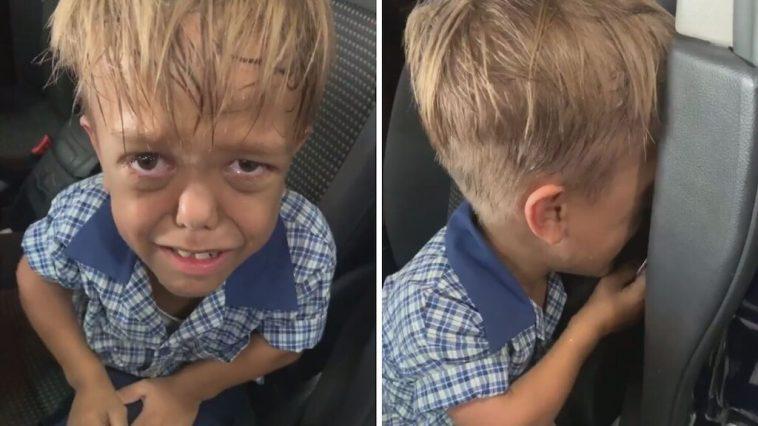 Menino diz à mãe que quer morrer após ser alvo de bullying na escola
