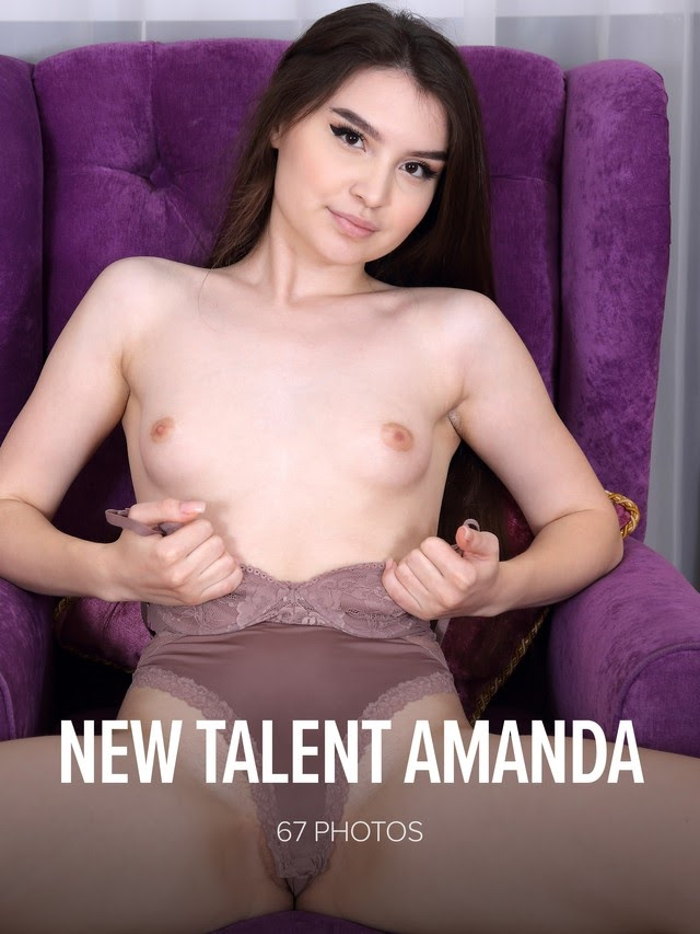 021759 [Watch4Beauty] New Talent Amanda