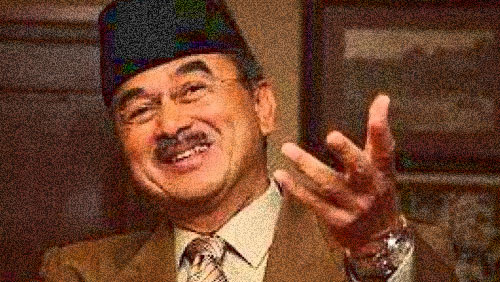 Ali Rustam buat come back, Rauf gugat kedudukan Idris?
