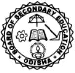 BSE Orissa Time Table