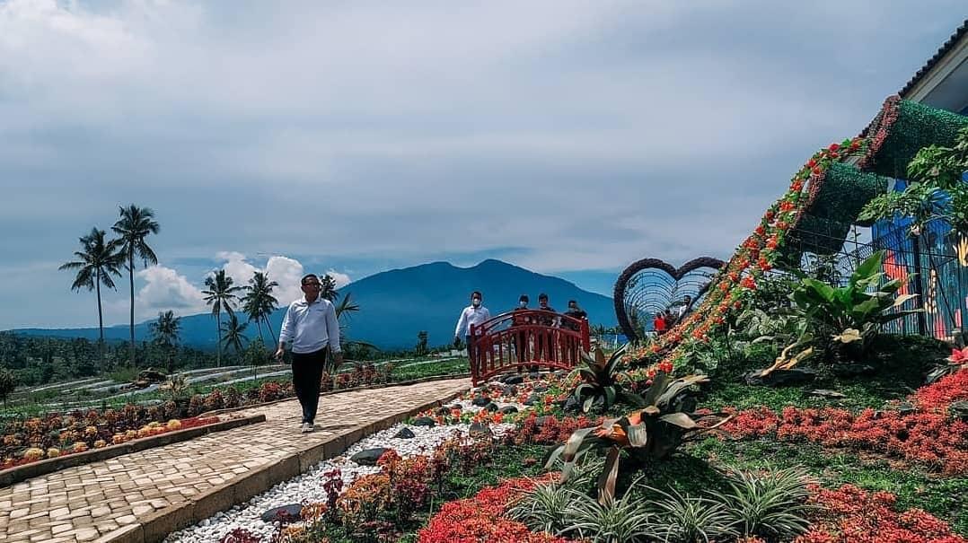 Kebun Edukasi Kalianda Lampung Selatan