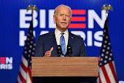 Biden Memenangkan Pemilihan Presiden AS