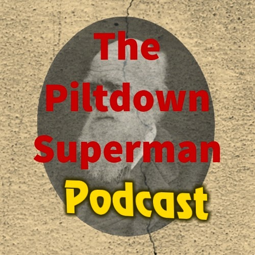 Piltdown Superman, Podcast, The Question Evolution Project, Cowboy Bob Sorensen