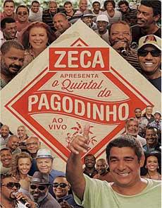 DVD Zeca Pagodinho – O Quintal do Pagodinho AVI-DVD-R (2012)