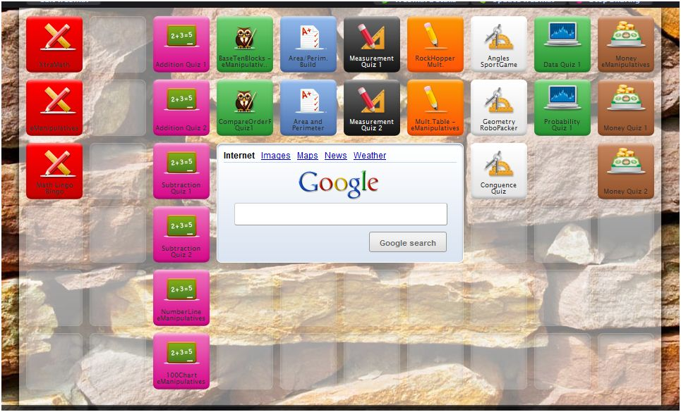 Math Workshop Symbaloo Site & Giveaway! – Adrienne Teaches