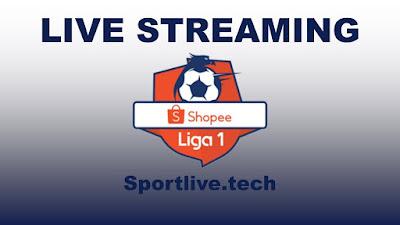 Live Streaming Shopee Liga 1 Indonesia