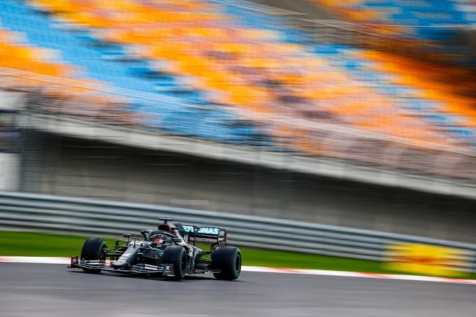 F1, GP Turchia: vittoria e titolo per Hamilton