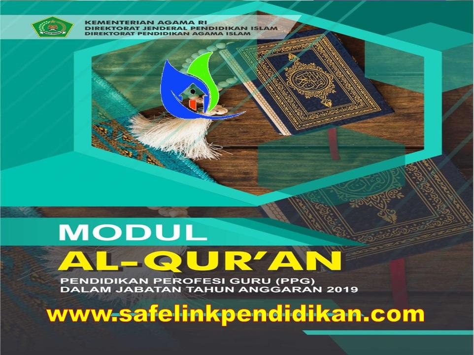 Modul PPG Guru PAI Al-Qur'an