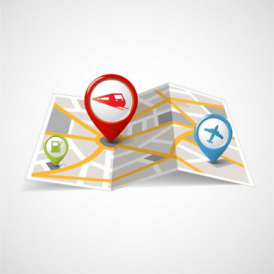 Asking for Destination and Transportation