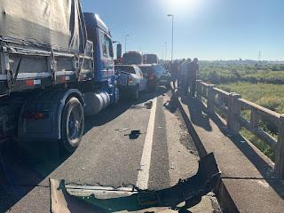 Rosário do Sul: Acidente com seis veículos resulta em duas mortes - Coluna  Ponto de Vista - O site de notícias de São Gabriel e região