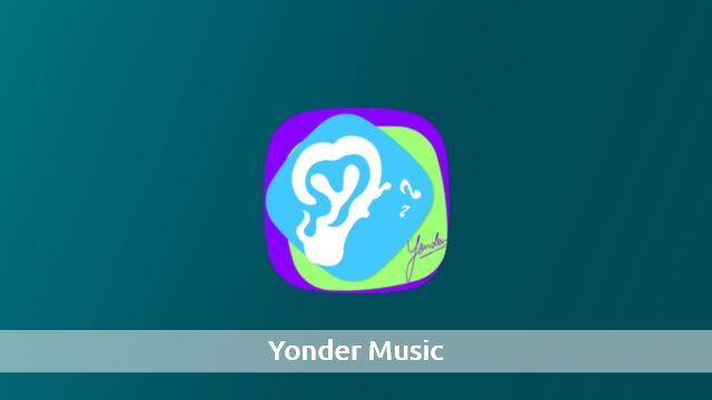 Yonder Music