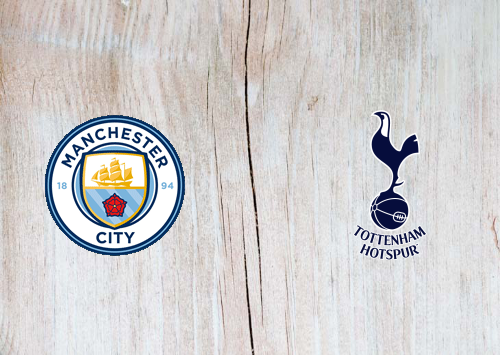 Manchester City vs Tottenham Hotspur -Highlights 25 April 2021
