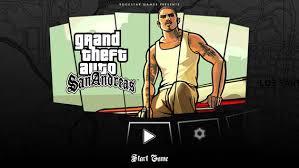 تحميل لعبة جاتا سان اندرس للاندرويد download gta san andreas Android