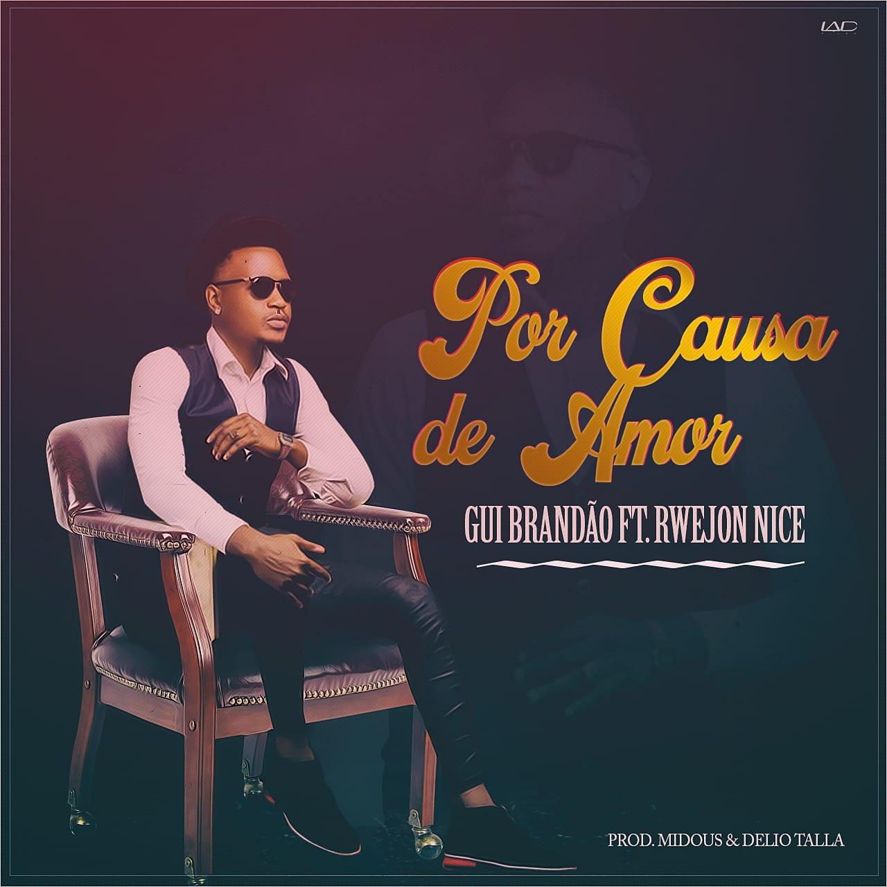Gui Brandão (feat  Rwejon Nice) - Por Causa de Amor (2019