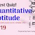IBPS PO/CLERK   SSC   UPSSSC Quantitative Aptitude Quiz   Latest Pattern