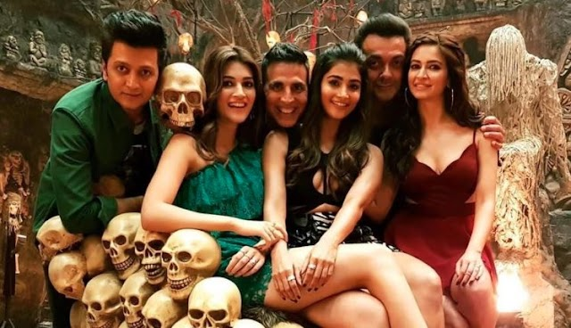 Housefull 4 Budget, Hit or Flop, Box Office, Screen Count, Poster, Star Cast, Wiki details: