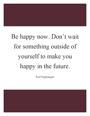 Happy For The Future Quotes
