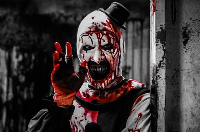 David Howard Thornton confirma que TERRIFIER 2 ya espera el estreno