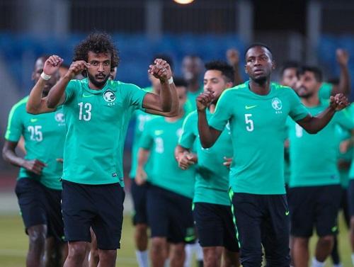 انطلاق معسكر المنتخب السعودي ببريدة