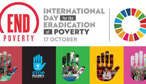 International Day for the Eradication of Poverty 17 October 2019