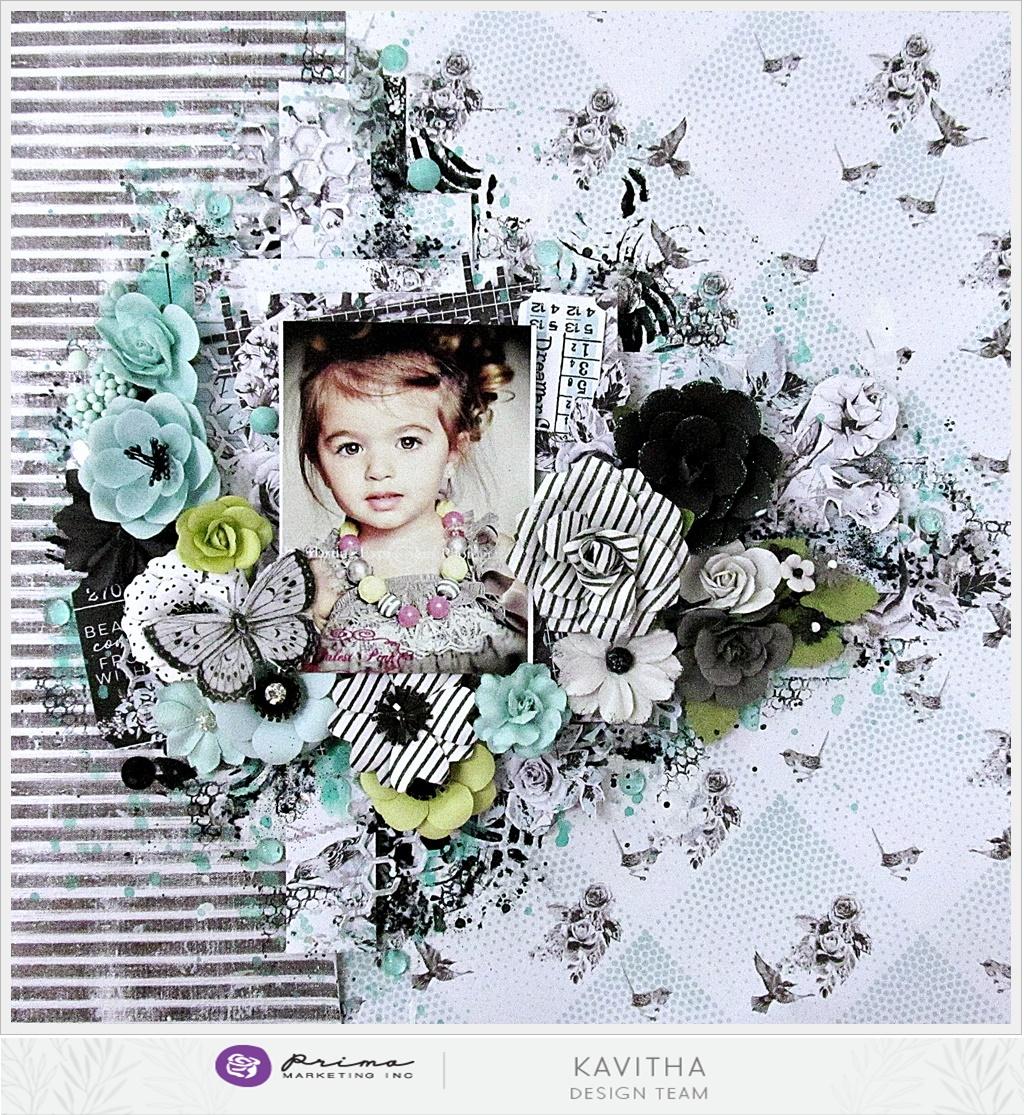 kalalayaa s art stuido prima marketing flirty fleur layout