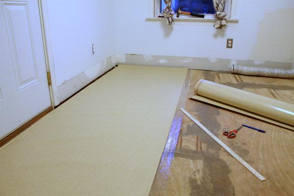 Our Laundry Room Floor Aquaguard Amstel Laminate Chippasunshine