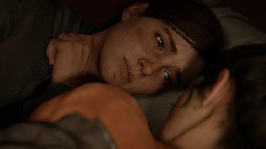 The Last of Us Part 2, Ellie, 4K, #7.1637