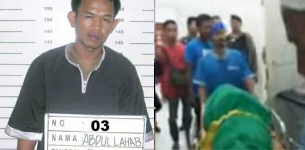 Timah Panas Akhiri Petualangan Abu Lahab, DPO Yang Sempat Adu Tembak Dengan Polisi