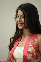 Aishwarya Lekshmi looks stunning in sleeveless deep neck gown with transparent Ethnic jacket ~  Exclusive Celebrities Galleries 002.JPG