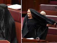 Maunya Sindir Islam, Anggota Senat Ini Malah Dipermalukan Orang Banyak