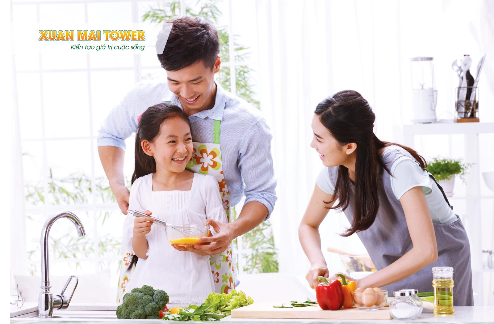 Xuân Mai Tower - Nơi an cư lý tưởng của mọi gia đình
