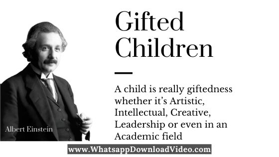 characteristics of a gifted child
